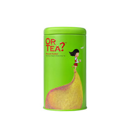 Or Tea? Organic Mount Feather - Tin Canister (Soft-Touch)