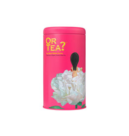 Or Tea? Organic Lychee White Peony - Tin Canister (Soft-Touch)