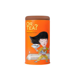 Or Tea? Organic EnerGinger - Tin Canister (Soft-Touch)