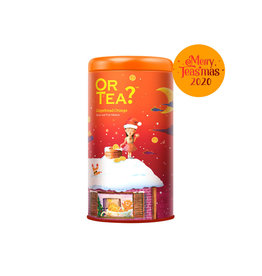 Or Tea? GingerBread Orange - Tin Canister (Soft-Touch)