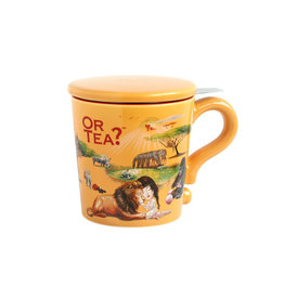 Or Tea? Dusk Mug 300ml mug with stainless steel filter