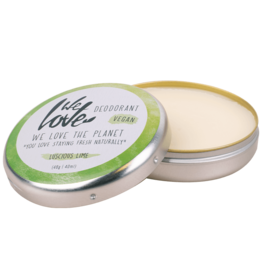 We Love the Planet Luscious Lime Deodorant