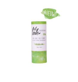 We Love the Planet Luscious Lime Deodorant Stick (Vegan)