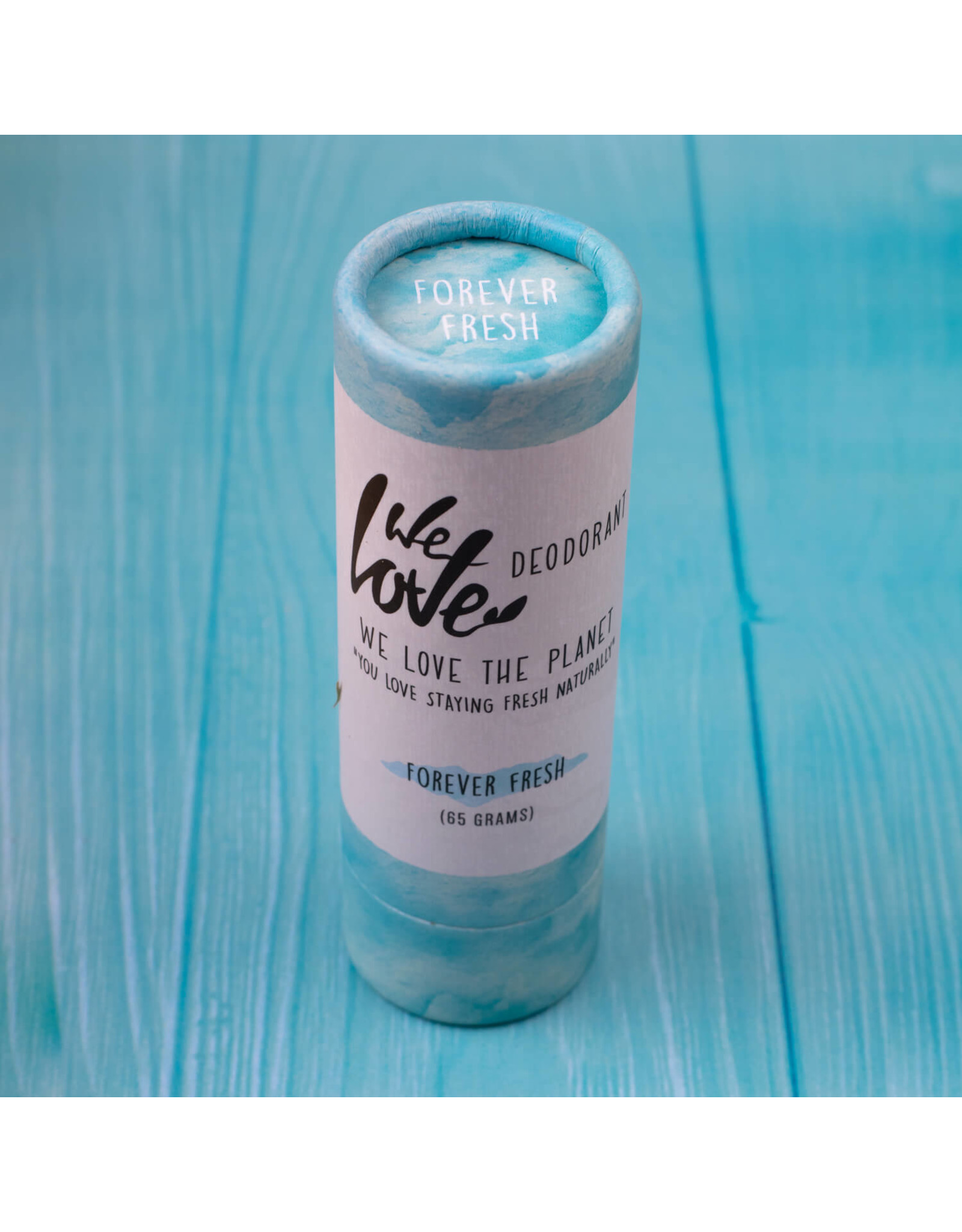 We Love the Planet Deodorant stick- Forever Fresh