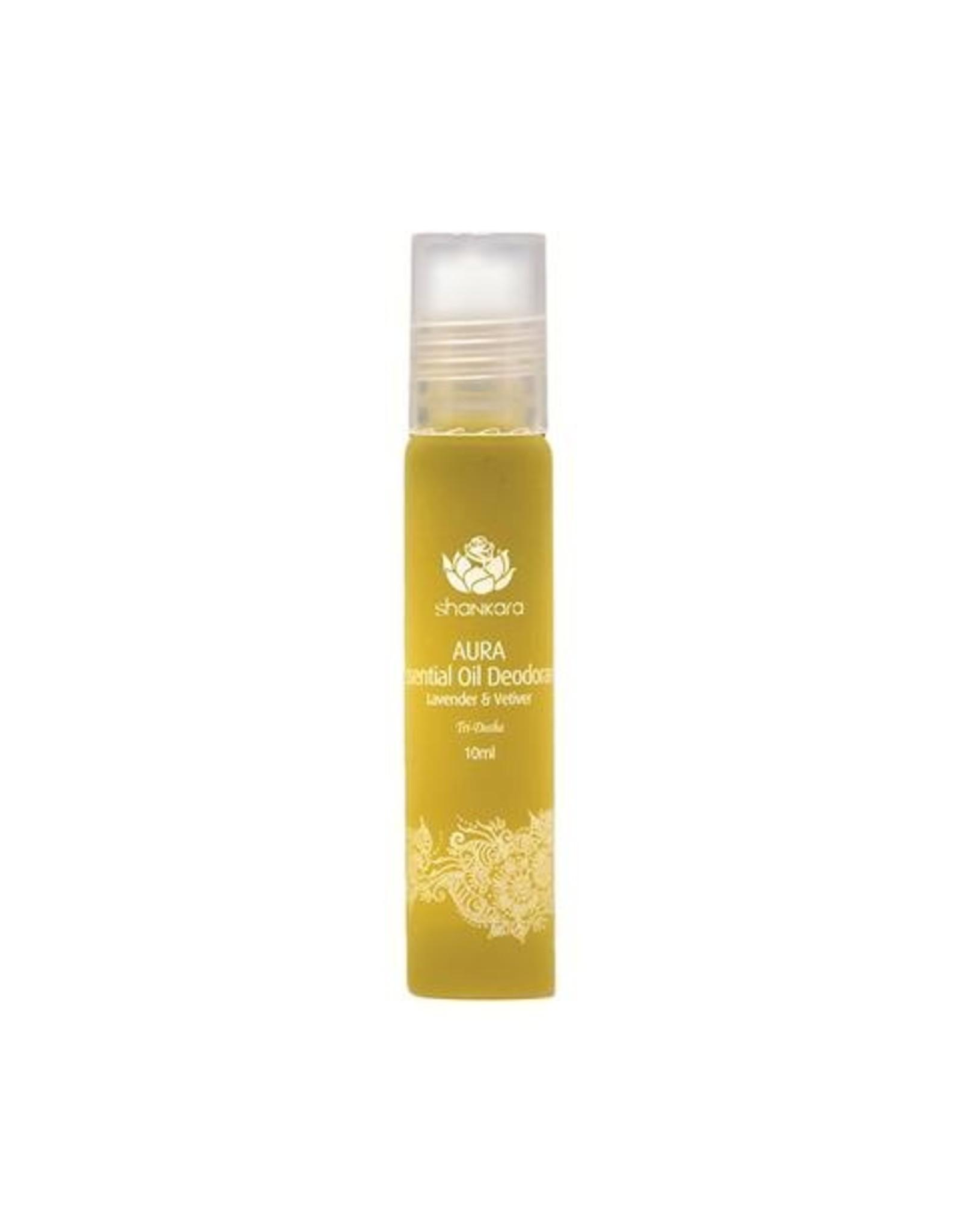 Shankara Aura Deodorant Vetiver 10ml