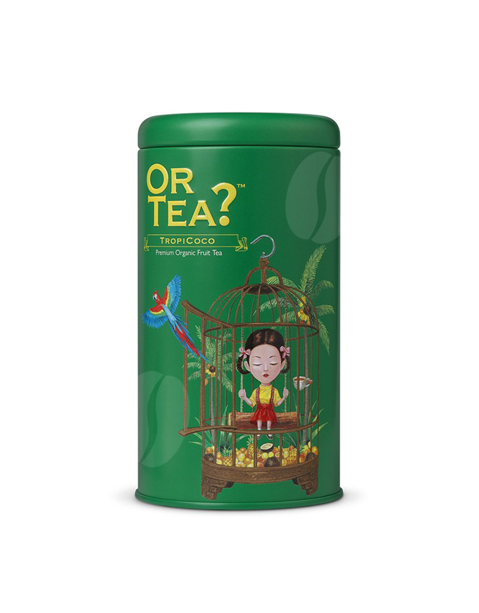 Or Tea? Organic TropiCoco - Tin Canister