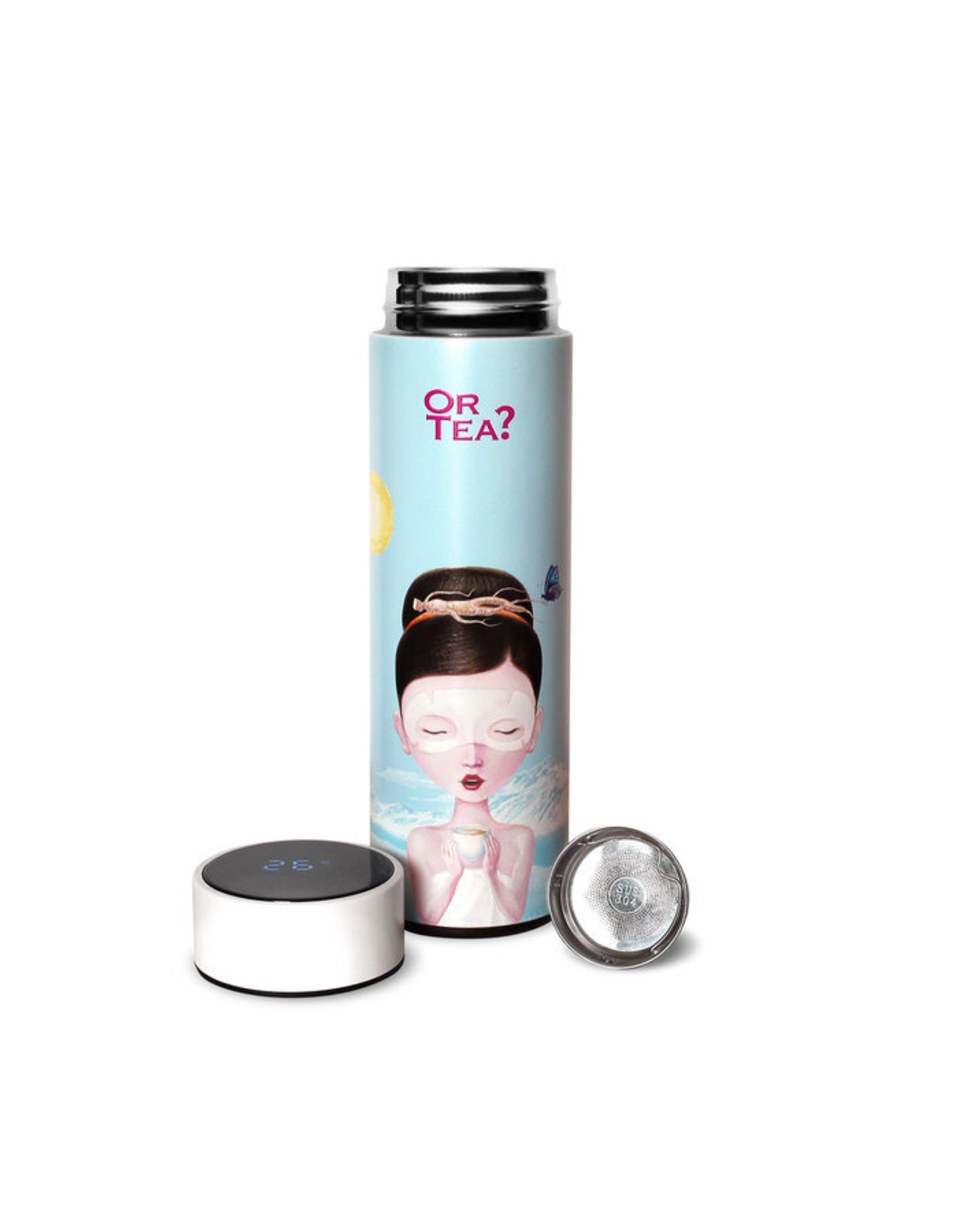 Or Tea?  Thermosfles 460 ml Ginseng Beauty