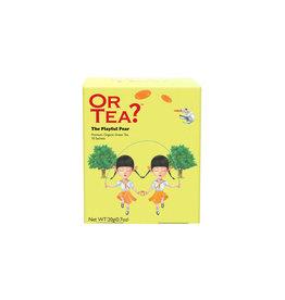 Or Tea? Organic The Playful Pear - 10-Sachet Box (Pillow)