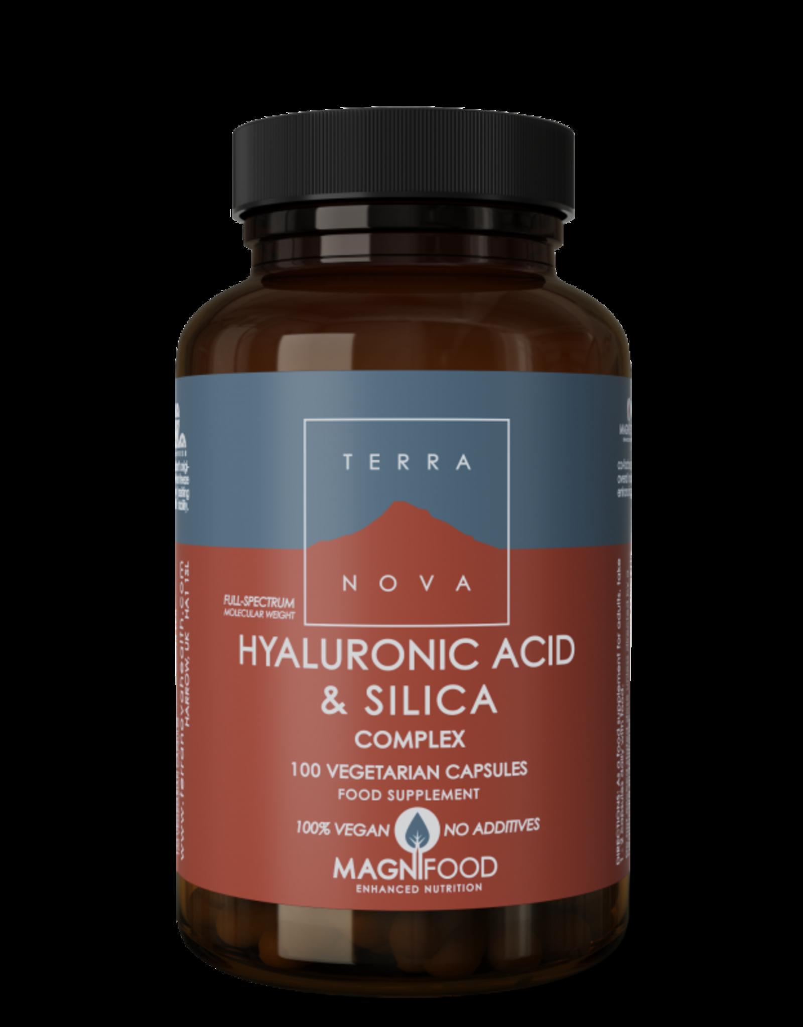 Terranova Hyaluronic acid & silica complex   100