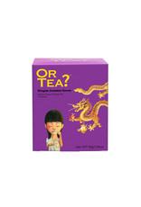 Or Tea? Organic Dragon Jasmine Green (10 zakjes) - 10-Sachet Box (Pillow)