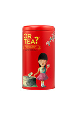 Or Tea? Dragon Well with Osmanthus - Tin Canister