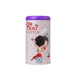 Or Tea? La vie en rose - Tin Canister