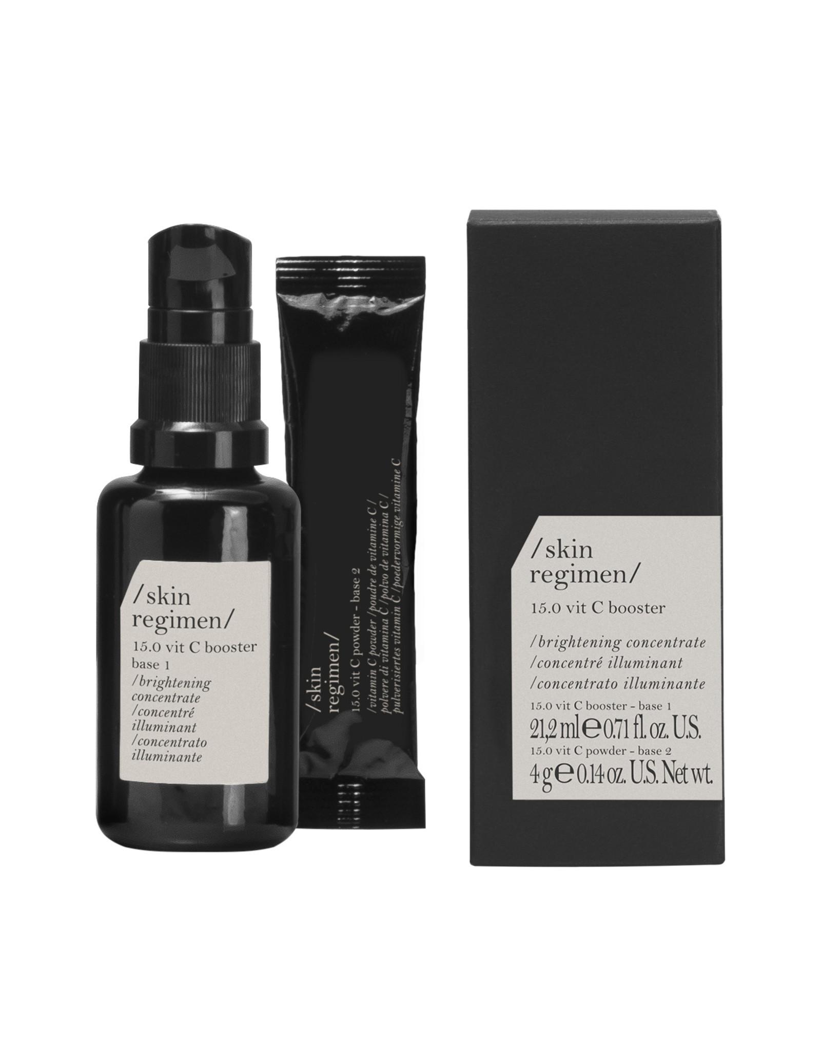 /Skin Regimen/ 15.0 Vit C Booster Dispenser 25 ml