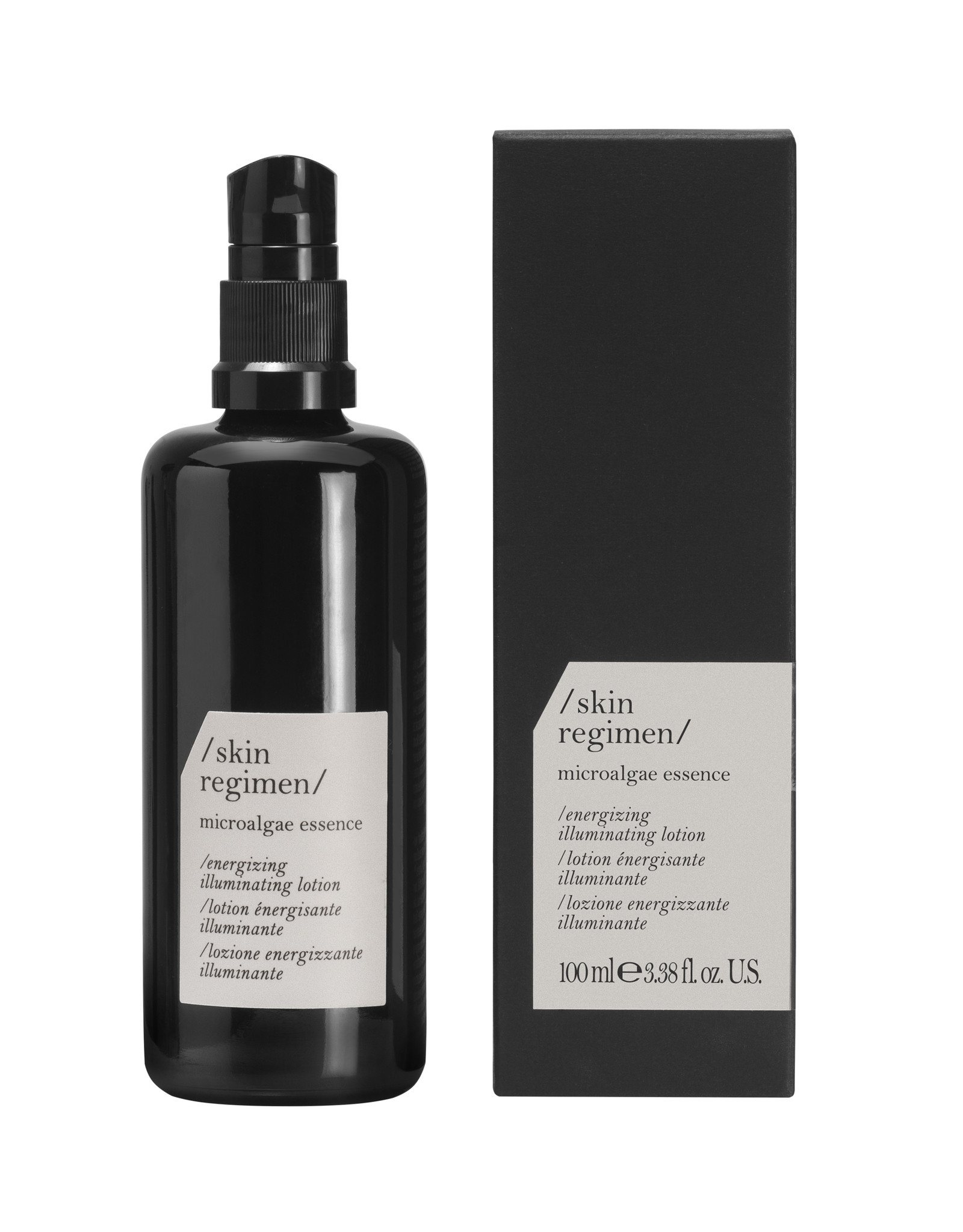 /Skin Regimen/ Microalgae Essence Dispenser 100 ml