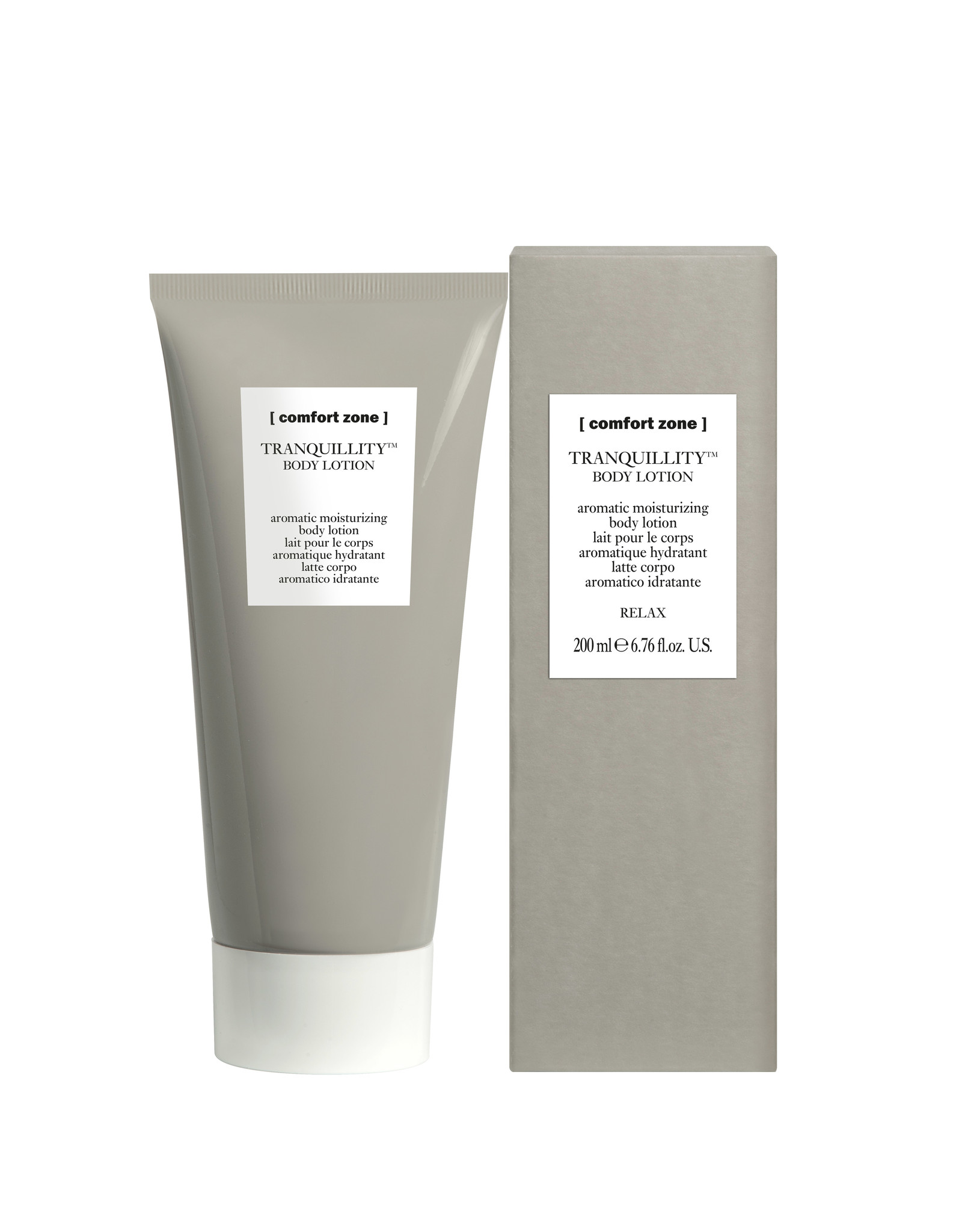[Comfort Zone] Tranquillity Body Lotion Tube 200 ml