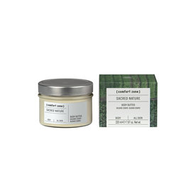 [Comfort Zone] Sacred Nature Body Butter