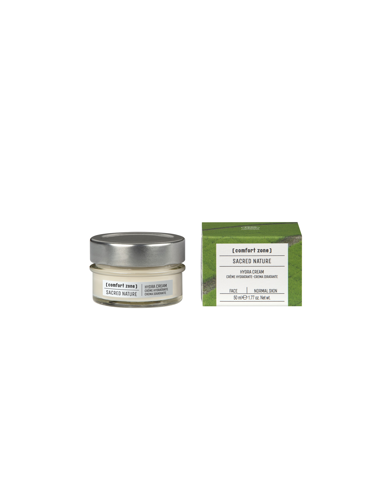 [Comfort Zone] Sacred Nature Hydra Cream Pot 50 ml
