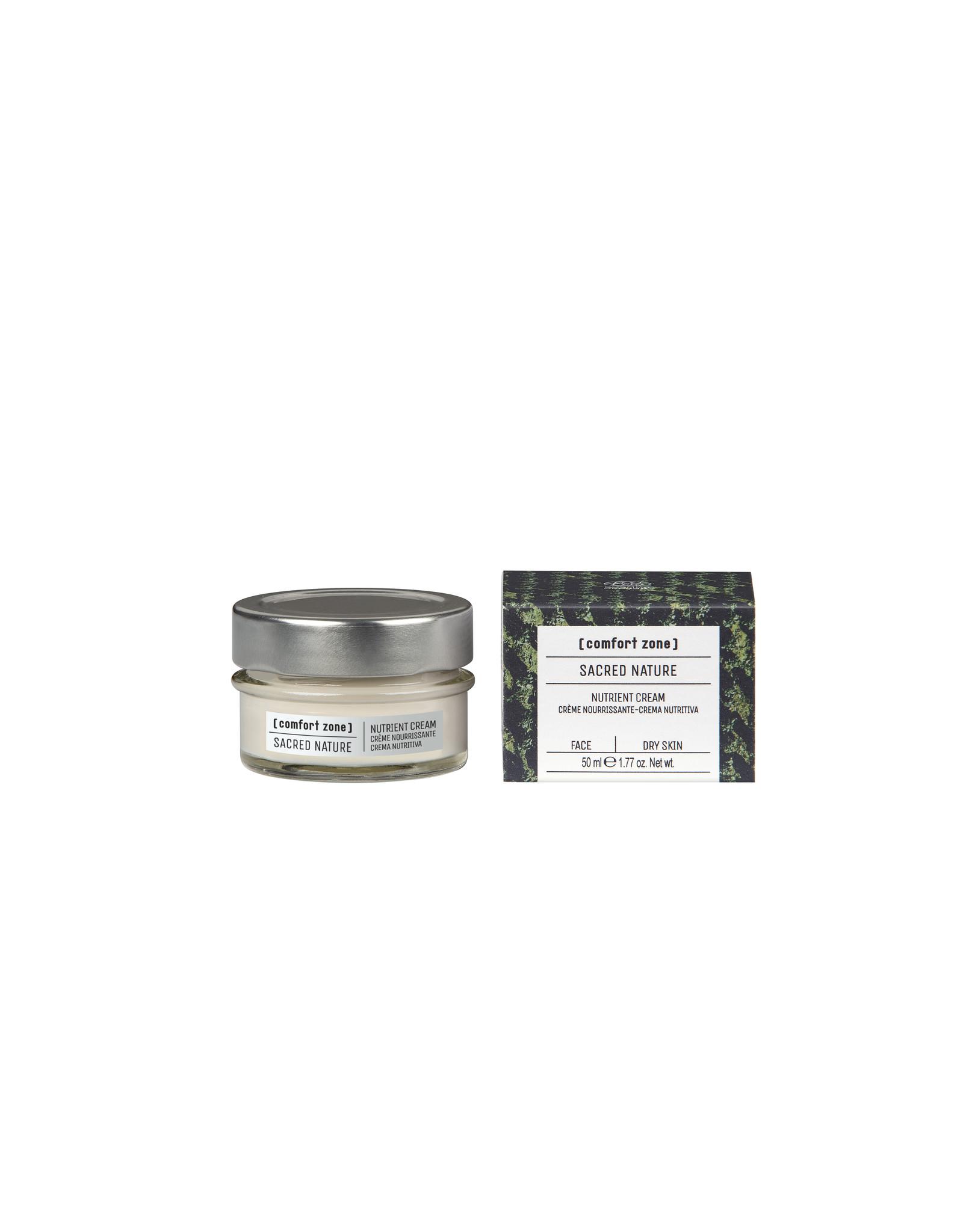 [Comfort Zone] Sacred Nature Nutrient Cream Pot 50 ml