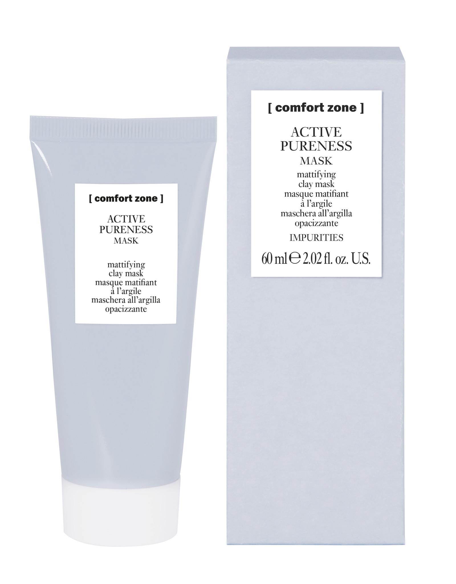[Comfort Zone] Active Pureness Mask Tube 60 ml