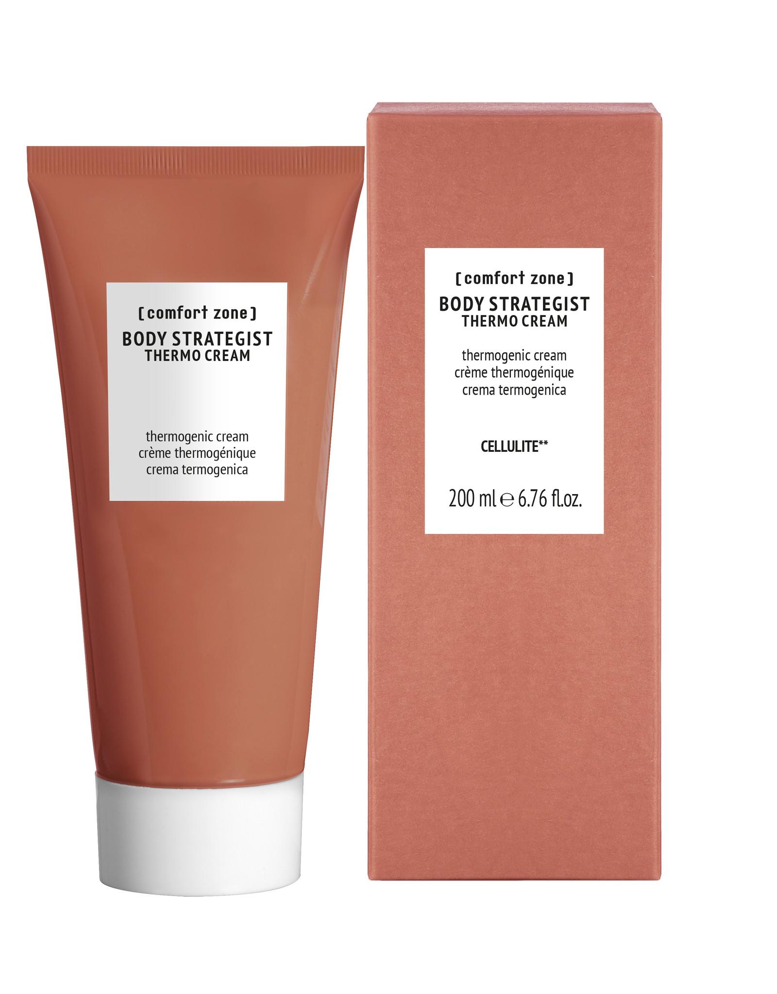 [Comfort Zone] Body Stratigist Thermo cream