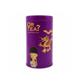 Or Tea? Organic Dragon Jasmine Green Tin canister