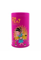 Or Tea? Organic The Secret Life of Chai Tin canister