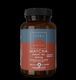 Terranova Terranova Matcha Green tea 100 stuks