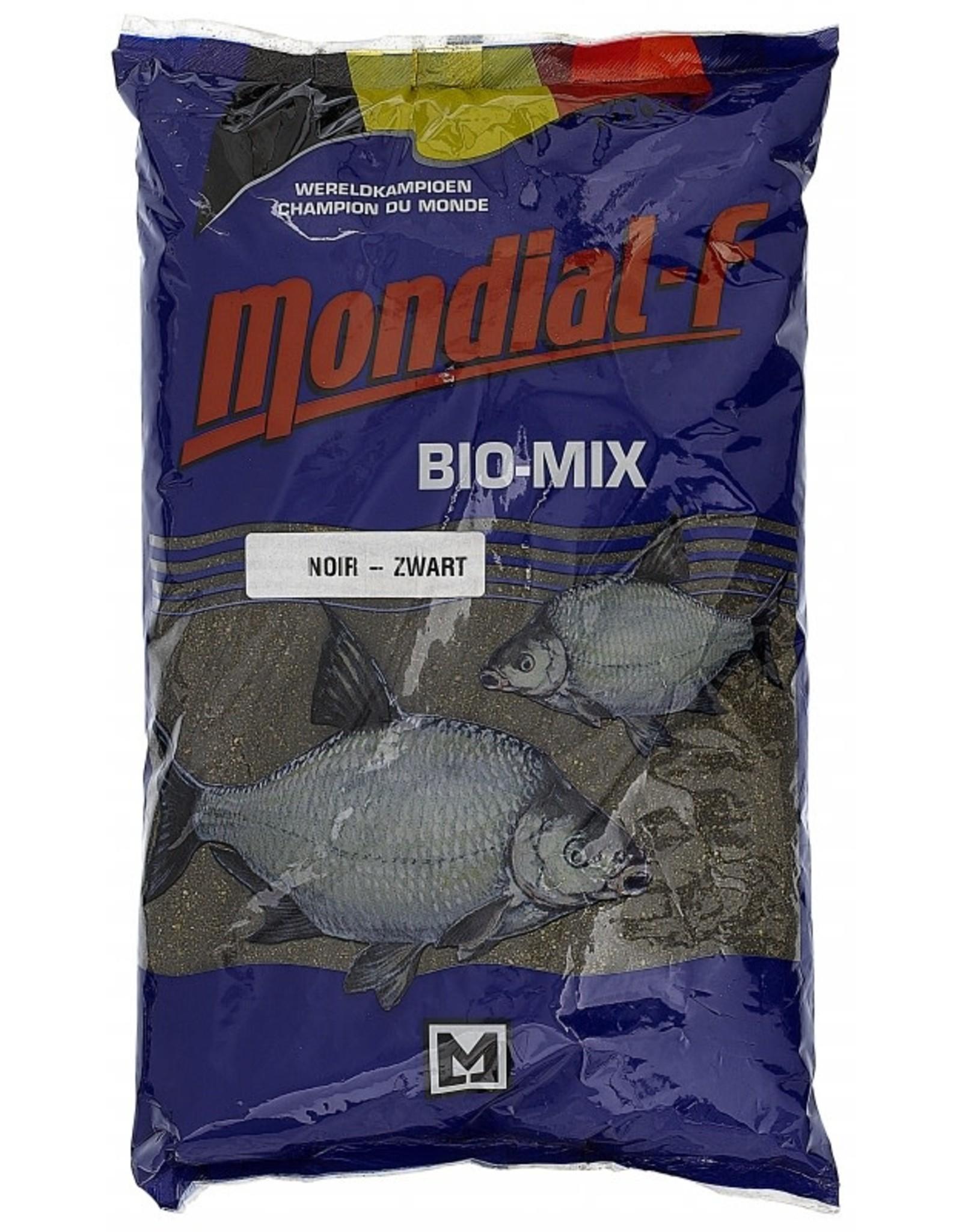 MONDIAL-F BIO MIX ZWART 2KG