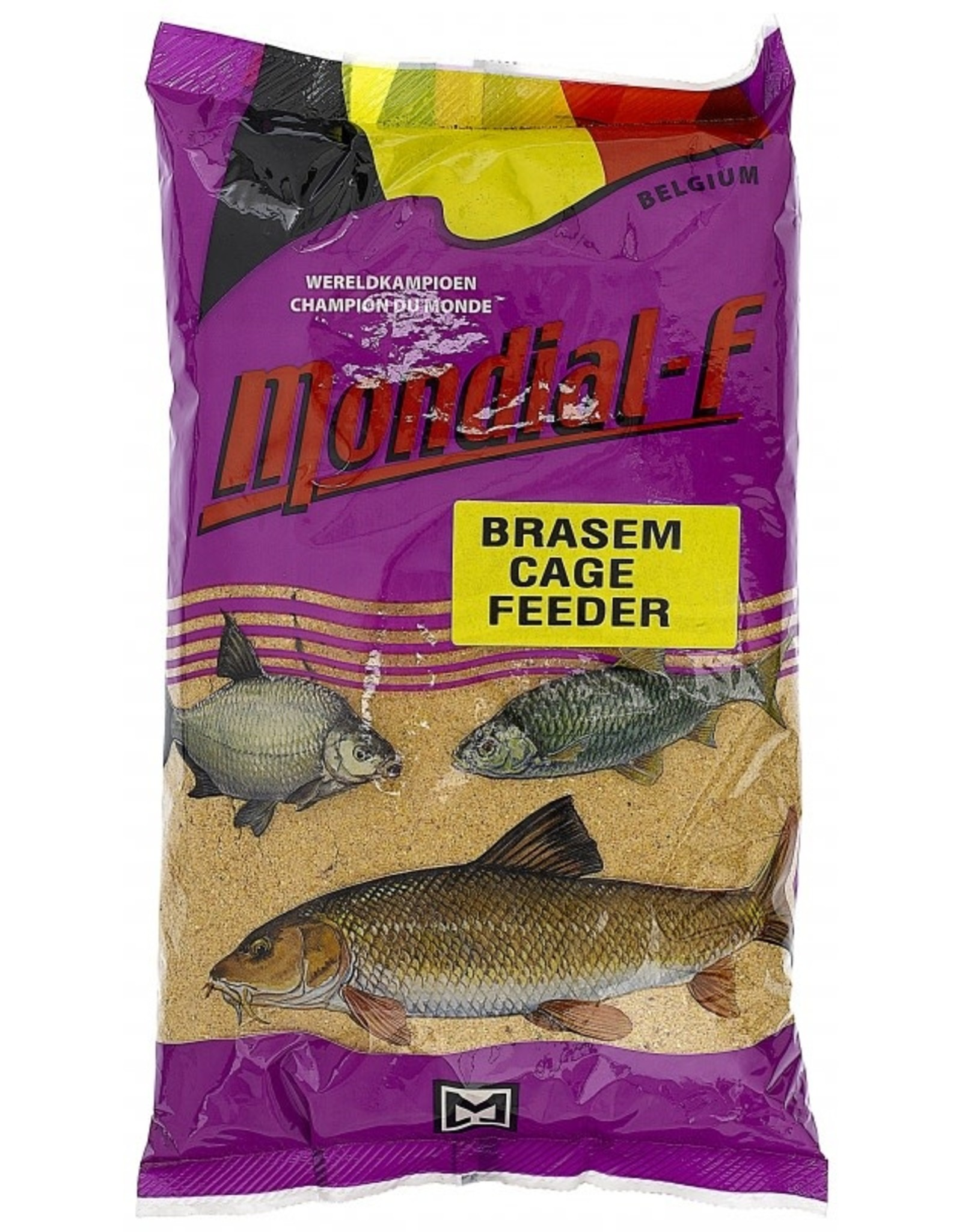 MONDIAL-F BRASEM CAGE FEEDER 1KG