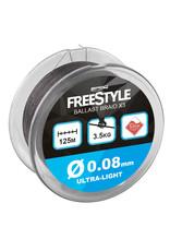 FRSTYL BALLAST BRAID 125M 0,08MM U-LIGHT