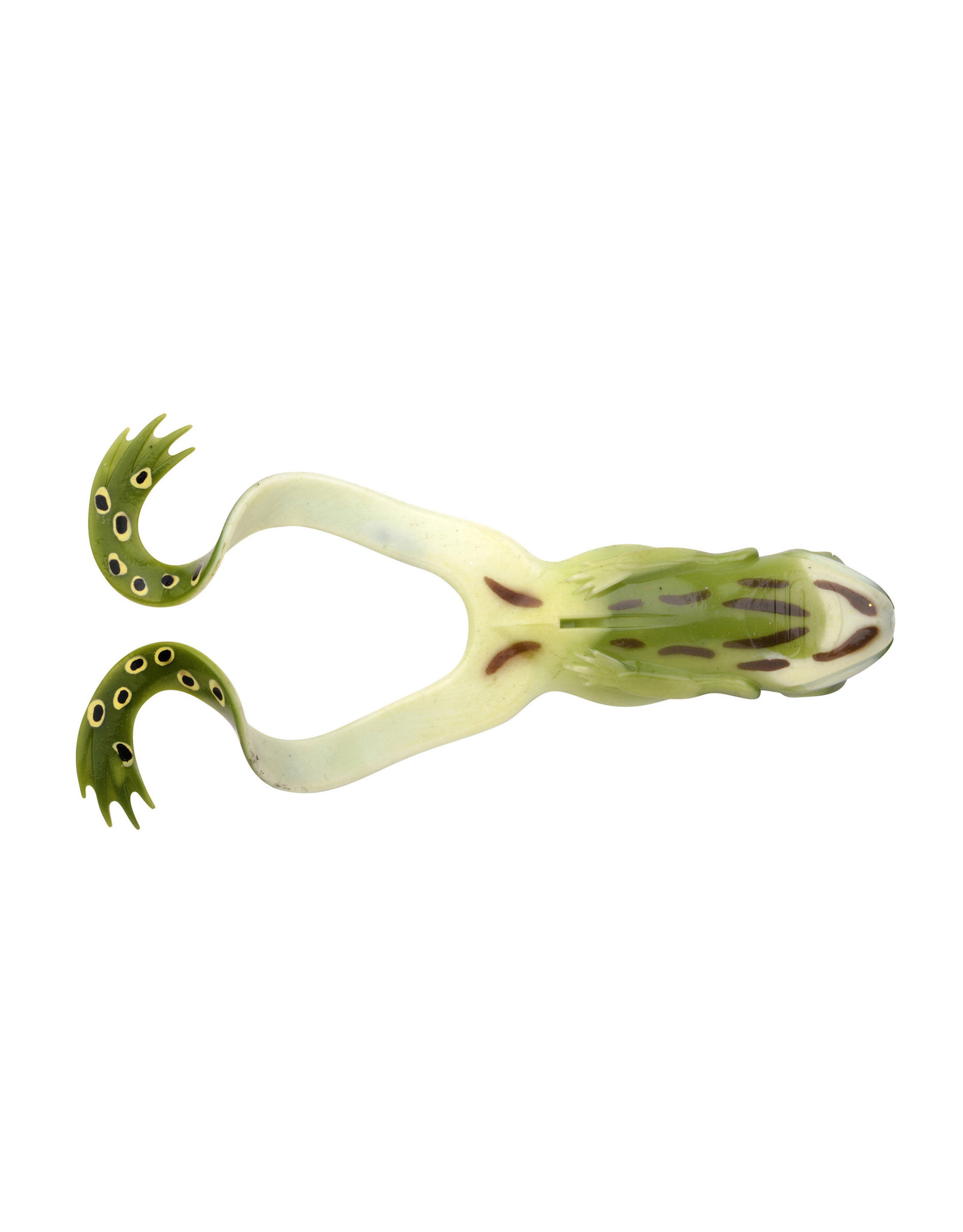 SPRO SPRO IRIS THE FROG 12CM NATUR GREEN FROG