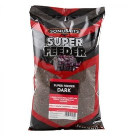 SONUBAITS Super Feeder Dark (2kg)