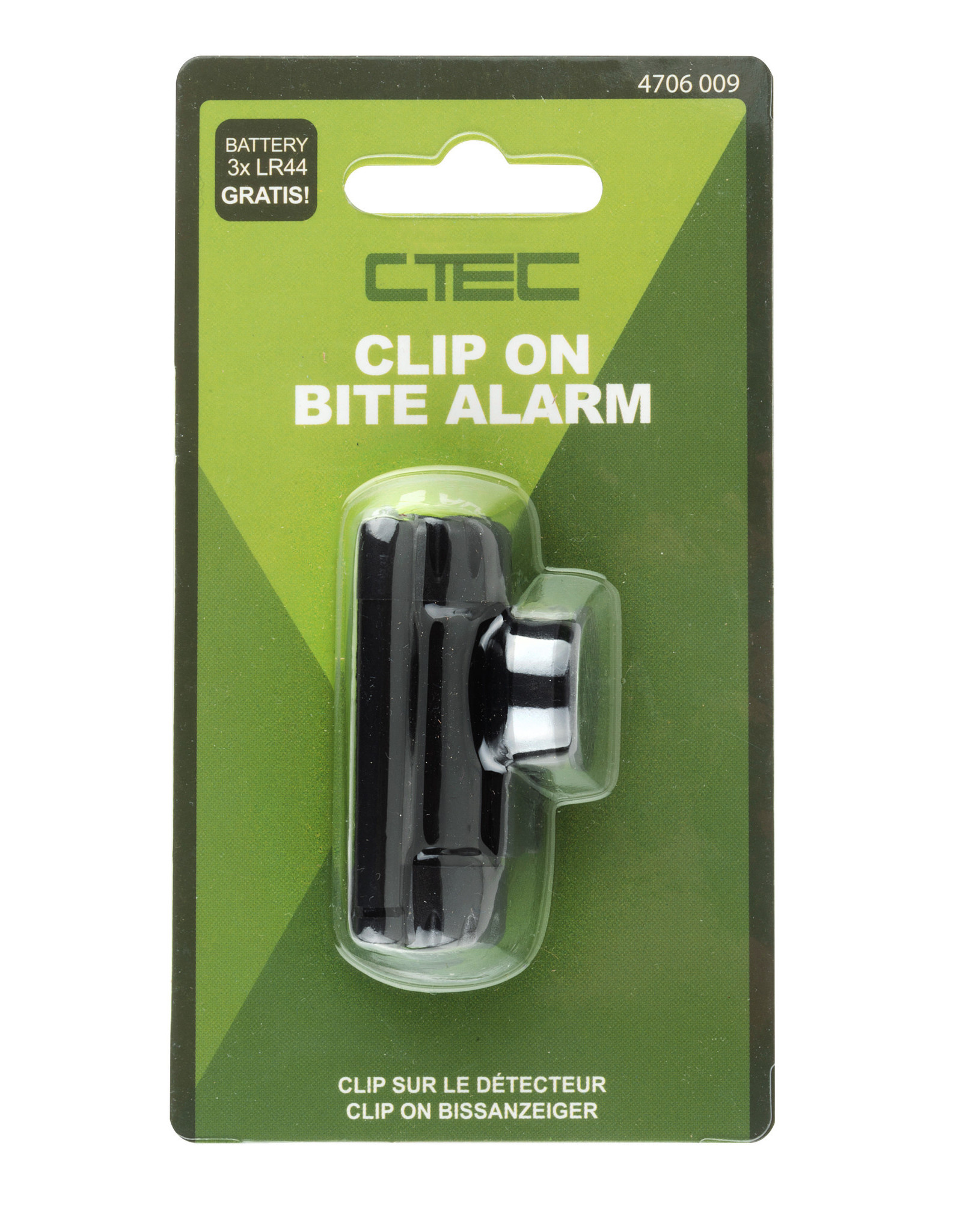 CTEC C-TEC CLIP ON BITE ALARM