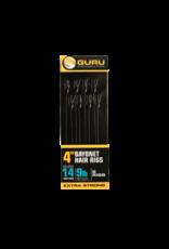 """GURU Bayonets Ready Rig 4"""" (0.22/size 12)"""