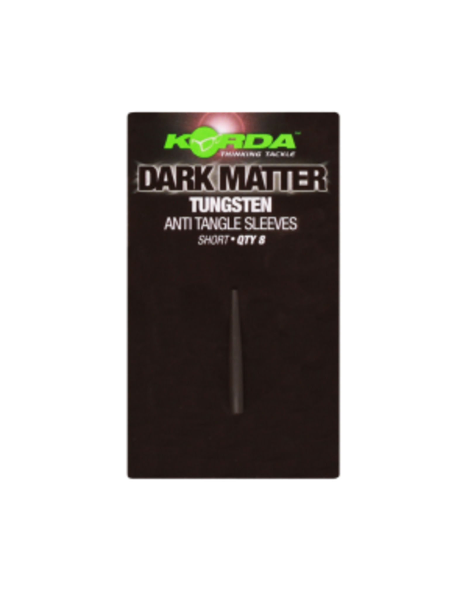 KORDA Dark Matter Tungsten Anti Tangle Sleeve Short