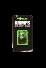KORDA Spare Krimps 0,6 mm