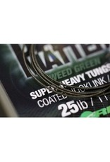 KORDA Dark Matter Tungsten Coated Braid Green 25lb 10m