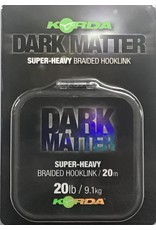 KORDA Dark Matter Braid 20lb