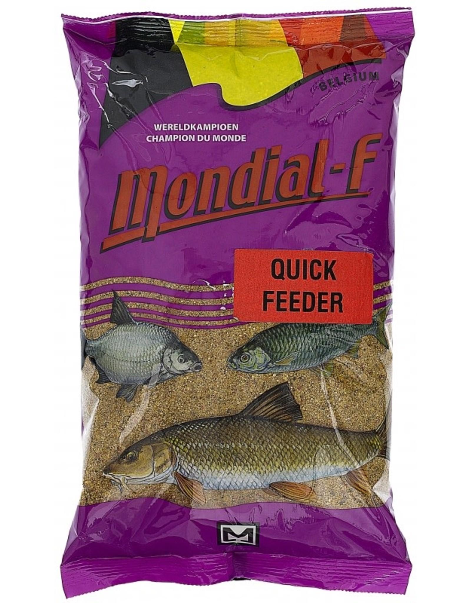 MONDIAL-F QUICK FEEDER 1KG