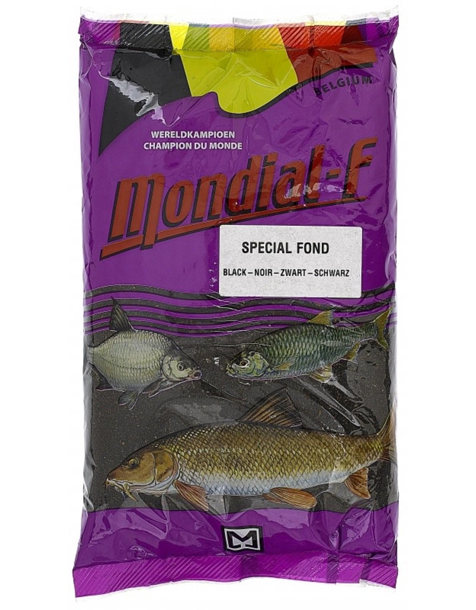 MONDIAL-F SPECIAAL FOND ZWART 1KG