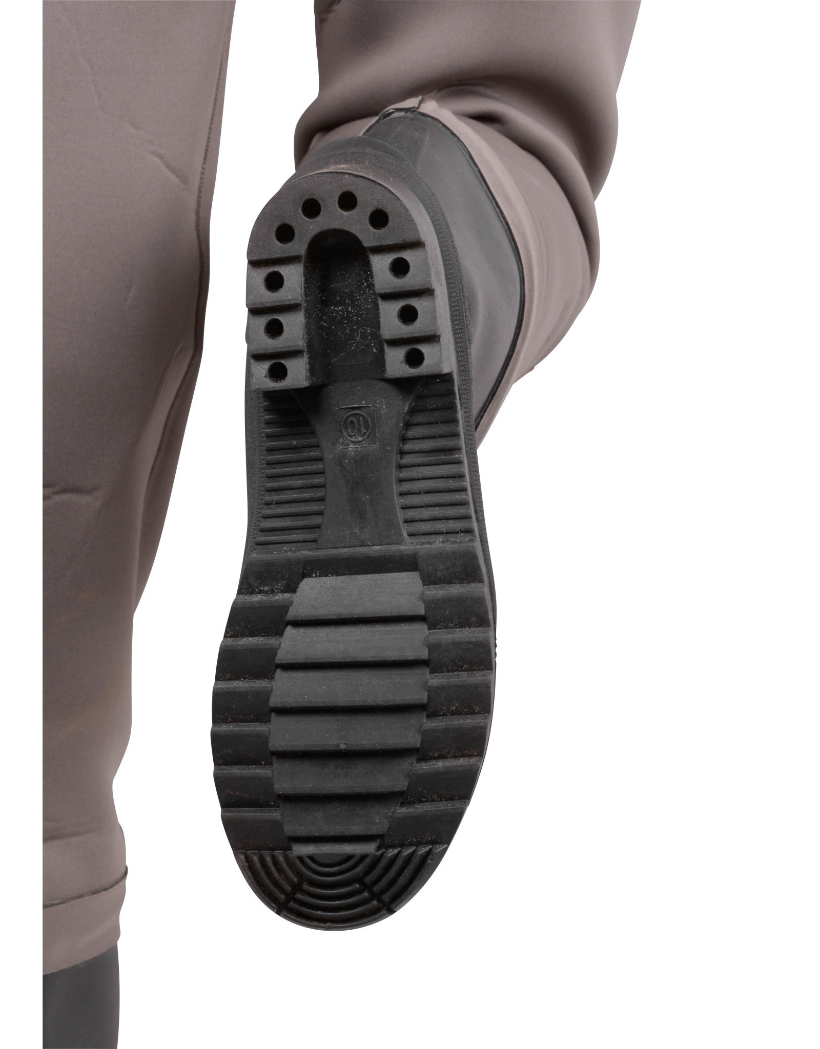SPRO NEOPRENE 4MM CHESTWADER PVC BOOTS #45