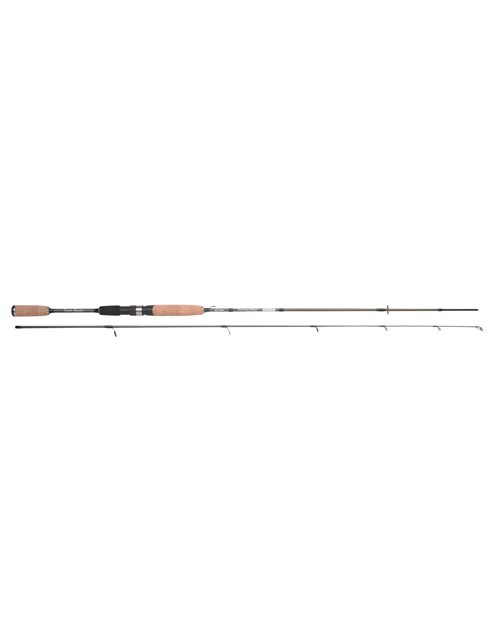 TROUT MASTER PASSION TROUT SPIN 2.10M 3-10G