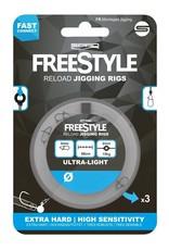 FREESTYLE RELOAD JIG RIG 0.28MM 5,15KG 68CM (3ST)