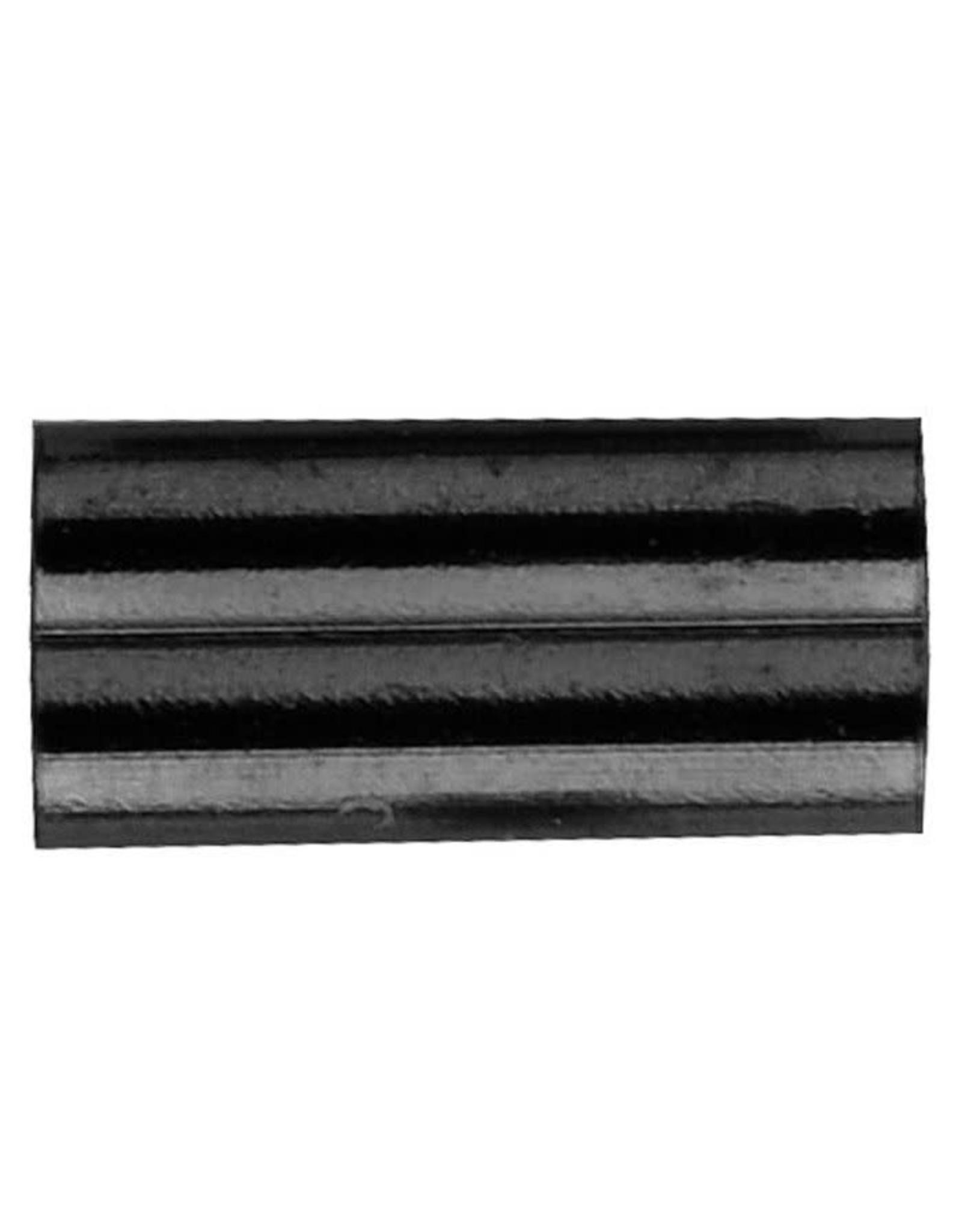 SPRO MATTE BLACK W-BRASS CRIMP # 1.2X2.6XL8