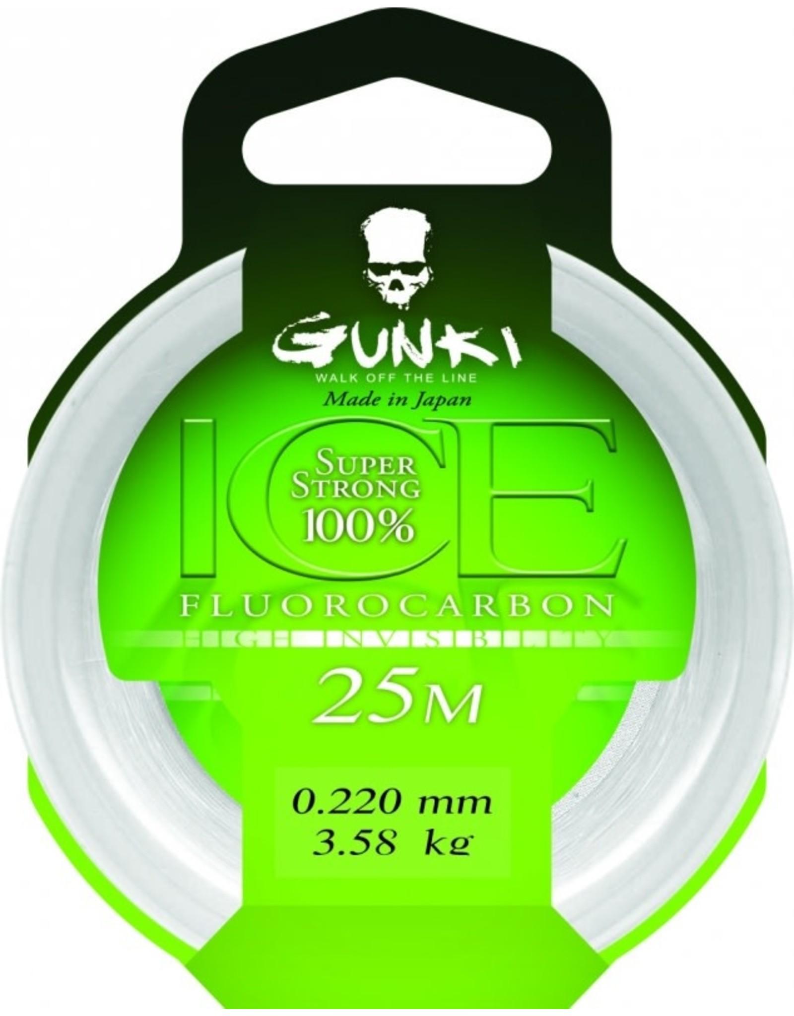 GUNKI FLUOROCARBON ICE 0,29