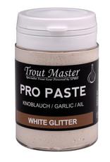 TROUT MASTER PRO PASTE WHITE GLITTER