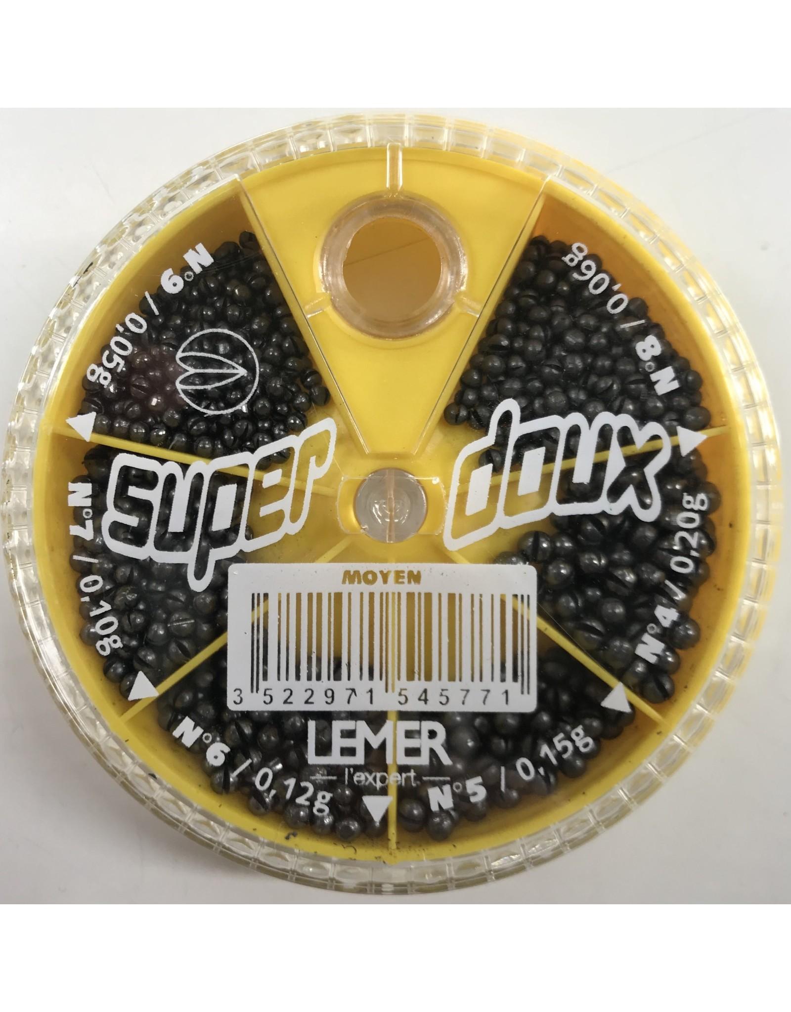 LEMER LEMER 6-V SUPER DOUX MOYEN 4-9