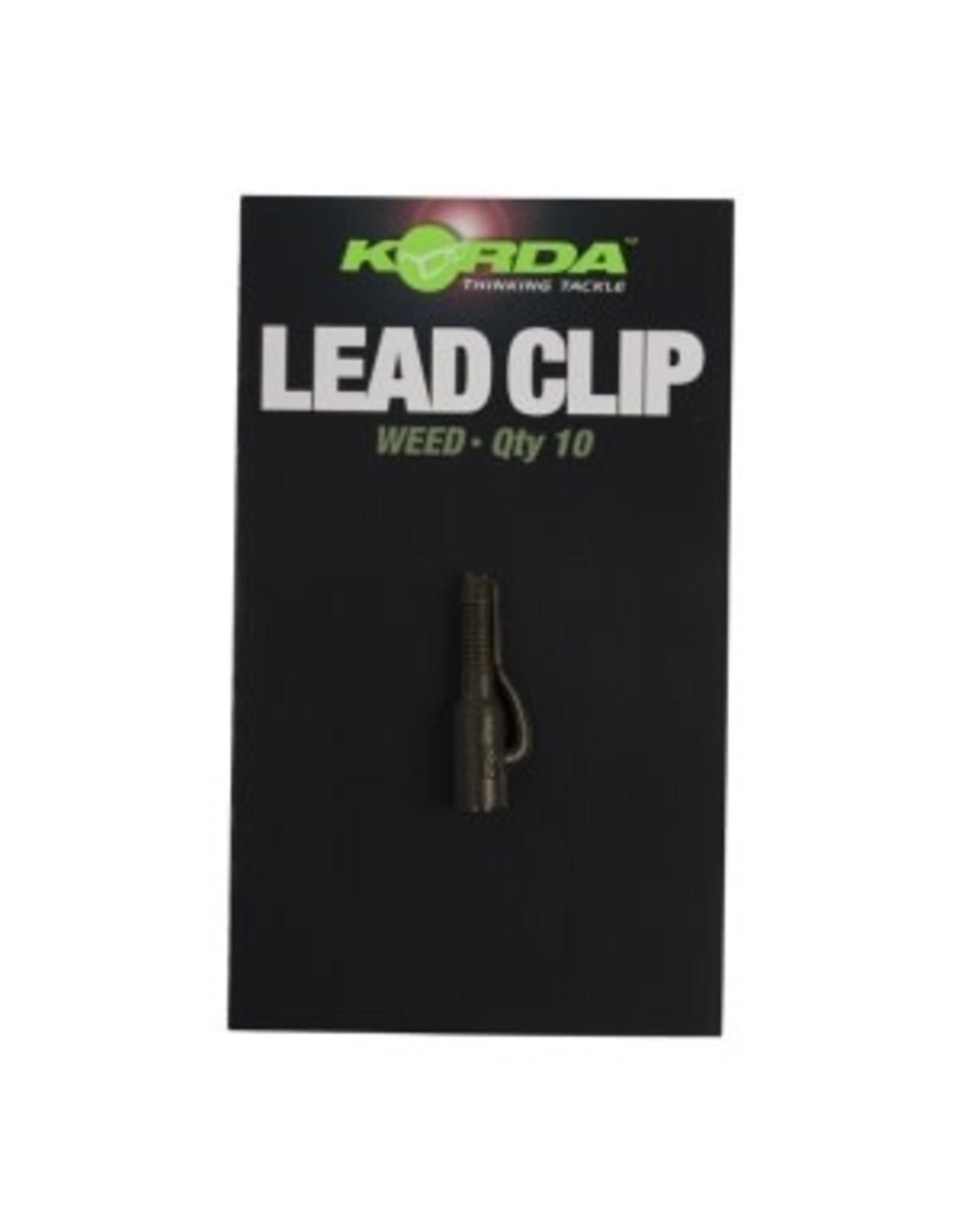 KORDA Lead Clip Weed