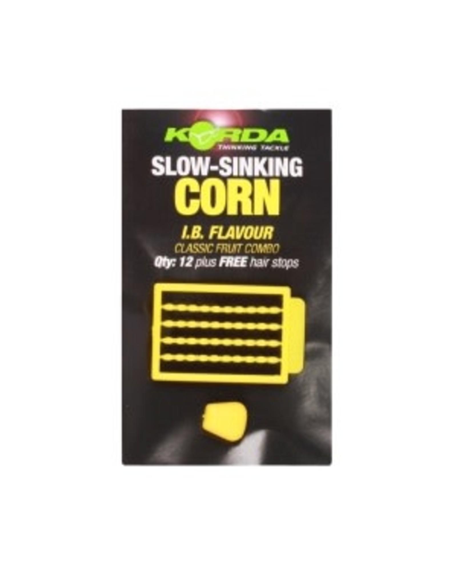 KORDA Pop-up Corn IB Yellow