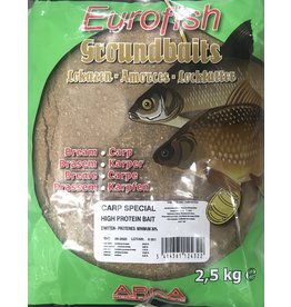 EUROFISH CARP SPECIAL HIGH PROTEIN 2,5 KG